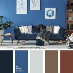 """""""пыльный"""" коричневый, """"пыльный"""" синий, бледно-джинсовый цвет, бордовый и светло-серый, джинсовый, оттенки серого, палитра для интерьера, серебристый, серый, серый и шоколадный, синий, темно-синий, цвет голубики, цвет ягод голубики, шоколадный и"""