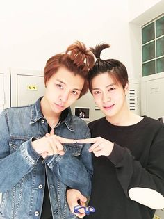 Johnny and Jaehyun #SMROOKIES
