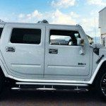 The 2017 Hummer is the featured model. The 2017 Hummer White image is added in the car pictures category by the author on Apr White Hummer, Hummer H2, Car Pictures, Van, Yellow, Wallpaper, Color, Off Road Cars, Wallpapers