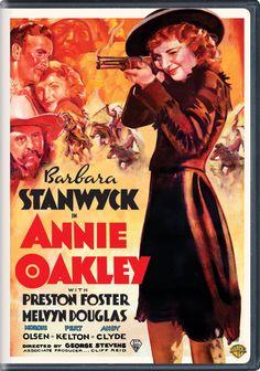 Annie Oakley(1935) 6/10 - 7/18/15