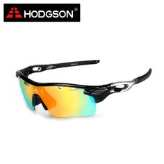 HODGSON Brand Anti-fog Cycling Glasses Sports Eyewear Bicycle Goggles Bike Sunglasses with 2 Polarized Lenses on AliExpress