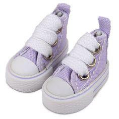"[wamami] Purple Sneakers Shoes 12"" Neo Blythe/Takara MMK Lati Puki Doll Dollfie"
