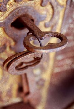 "mysticjones: "" Old Keys by Dorian Susan. """