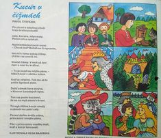 Fairy Tales, Comic Books, Education, Comics, Cover, Art, Projects, Art Background, Kunst