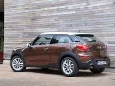This brown colour is so fashionable! New Mini Countryman, Mini Cooper Paceman, Minis, Diesel, Mini Copper, Hot Dog Cart, First Drive, Latest Hd Wallpapers, Wallpaper Free Download