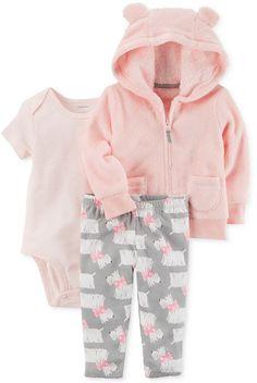 Sleepwear Baby Looney Tunes Fleece Snowsuit Hood Sleeper Mittens Infant Boy Girl 12 Mo Professional Design