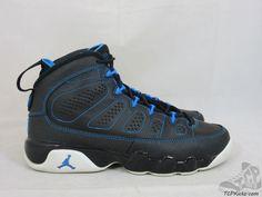 Vtg OG 2012 Nike Air Jordan IX 9 s sz 6y VI Photo Blue Retro Kilroy Motorboat #Jordan #Athletic #tcpkickz