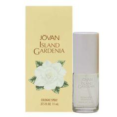 Jovan Island Gardenia Perfume by Coty For Women