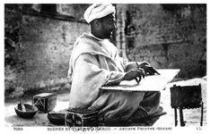 Maroc-metier-peintre