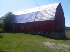 my barn My Property, Historical Society, The Locals, Louvre, Barn, The Incredibles, Architecture, Building, Travel