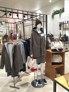 #trending #tokyo #fashion #autumn2015 #military #parka #marine #onepiece #fashioninjapan