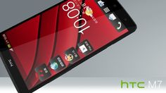 The Latest HTC Handset 4.7- or 5-inch M7 Official Appearance At Mobile World Congress 2013 in February.