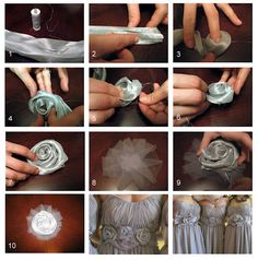 DIY Wedding Ideas: DIY Bride or Bridesmaid Belt – PART 2 | La Belle Bride