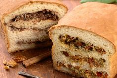 bread-900w - King Arthur Flour blog - interesting combo of sweet and savory - never would have thought of this.