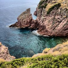Capraia island, Tuscany ITALY