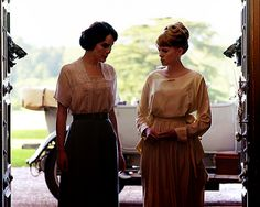 Simple, pretty. Downton Abbey Inspired Fashion and Style