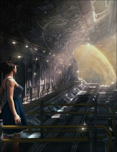 Sci Fi Hangar | 3D Models and 3D Software by Daz 3D