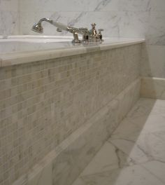 The Bath in Tile and Stone - bathroom tile - Materials Marketing