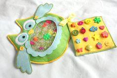 I-Spy Bag - Such a neat toy!