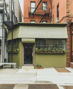 Willoughby General in Brooklyn on Design*Sponge | Photography bySasha Israel