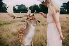 The deer ones - Searching For Tomorrow - A Photographic Diary by Kitty and Nathan