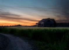 Yet Another Finnish Summer Night by baritoni