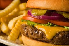 Burger and Fries | Burger-and-Fries