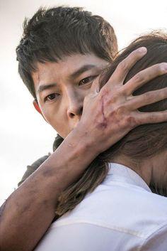 Descendants of the Sun | Song Joong Ki, Song Hye Kyo
