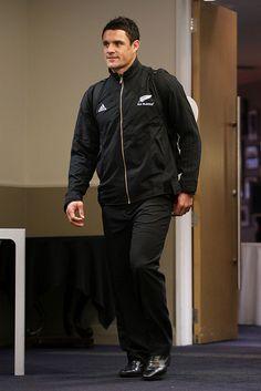 Dan Carter, All Blacks Rugby, Number 10, Rain Jacket, Windbreaker, Football, Sports, Jackets, Men