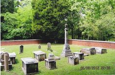 John Coffee Cemetery Florence,Lauderdale County Alabama