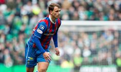 Inverness midfielder Horner charged with betting against his own team