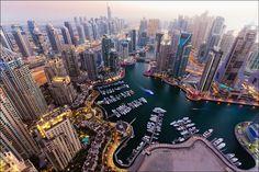 Dubai by Vitaliy Raskalov