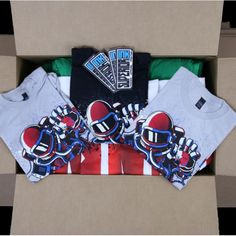 We offer many different options to maximize your branding and set you apart. You can create retail ready products that go directly from our warehouse and into your customers hands!  #SuperiorInk #ScreenPrinting #Fashion #Apparel #Embroidery #Ink