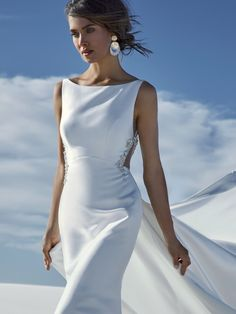 03ad093bc272 81 Best Simple Wedding Dresses images in 2019