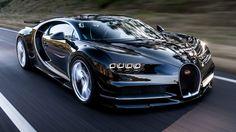 Bugatti Chiron: el nuevo súperauto