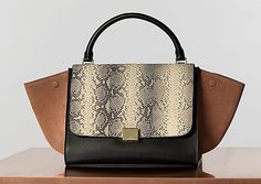 Spring 2013 - Celine Trapeze...Another bag I've pinned so many times because I'm OBSESSED!!!!