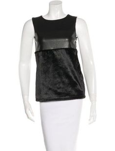 Bailey 44 Textured Sleeveless Top