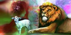 """Lion Worship Flag 