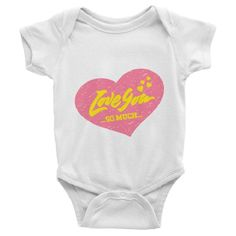 Love You So Much Short Sleeve Baby Onesies - #shirterrific #apparel #clothing #shopping #shopsmallbusiness #shoponline #shoppingonline #shoppingusa #shoppinginsta #deals #hotdeals #promotions #sales #buynow #bargains #bestbuy #bestseller #bestselling #shopping #onlineshop #onlineshopping #shoppingonline #instashop #store #stores #onlinestore #shopandsave #now #today . #ShopNow From Our Profile Link! . Shirterrific was born from the love of funny t-shirts and good humour we specialize in…
