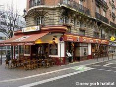 Restaurant in Gambette Pére Lachaise neighborhood !