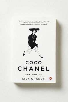Coco Chanel: An Intimate Life      #anthropologie