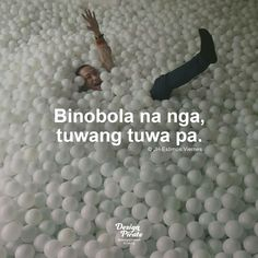 Filipino Quotes, Pinoy Quotes, Hugot Lines Tagalog Funny, Tagalog Qoutes, Patama Quotes, Hugot Quotes, Funny Reaction Pictures, Pick Up Lines, Jokes