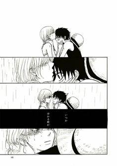 Anime One Piece, One Piece Comic, One Piece Fanart, One Piece Luffy, Manga Art, Anime Manga, Watch One Piece, Deku X Uraraka, Luffy X Nami
