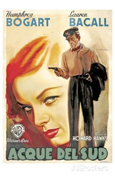 To Have and Have Not, Italian Movie Poster, 1944 Premium Poster