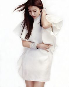 Ha Ji Won ★ #KDrama for June Issue of Instyle Korea 2013