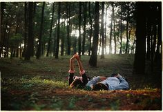 """""""If I lay here.  If I just lay here.  Would you lie with me and just forget the world."""" - lyrics from """"Chasing Cars"""", Snow Patrol."""