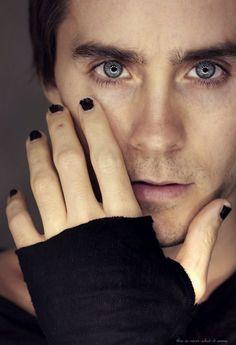 hermosos ojos celestes...