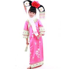 The new children's clothing Ancient Costume All feminist clothing Maids of honor garments Princess Apparel Concubines costume