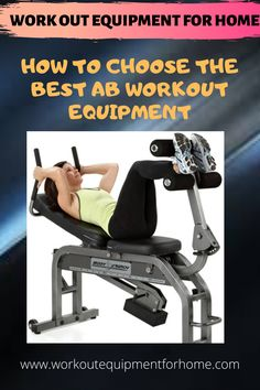 Make sure your equipment works out all the muscles in your abdomen so you can get a good workout and have the definition and shape you are looking for. Fun Workouts, At Home Workouts, No Equipment Ab Workout, Best Ab Workout, Best Abs, Muscles, The Best, Shape, Fit