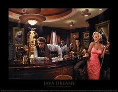 Chris Consani Java Dreams